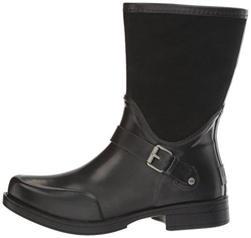 Ugg Boot Black Women's Rain Sivada rYCwnrxqfU