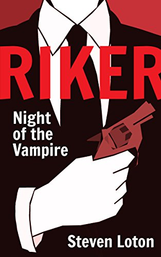 Detective Riker Night Vampire Trilogy ebook product image