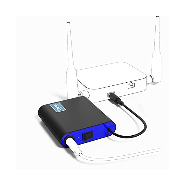 Best Oakter Mini UPS for Wi-Fi Router In India