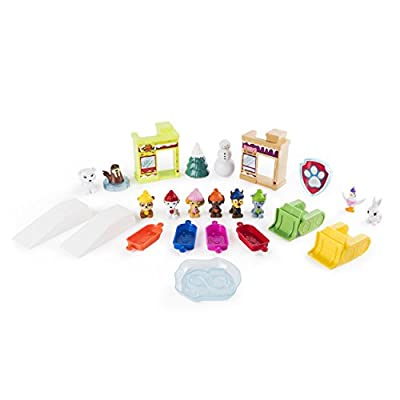 Paw Patrol - 2020 Advent Calendar Release -  Includes 24 Gifts to Explore - Ages 3+: Toys & Games