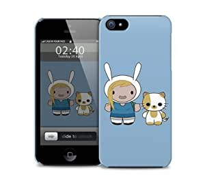 Adventure Time Cute Characters iPhone 5 / 5S protective case