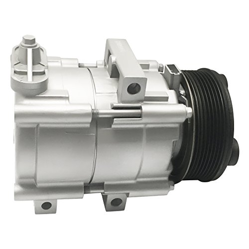 RYC Remanufactured AC Compressor and A/C Clutch EG149 (Compressor Ford)