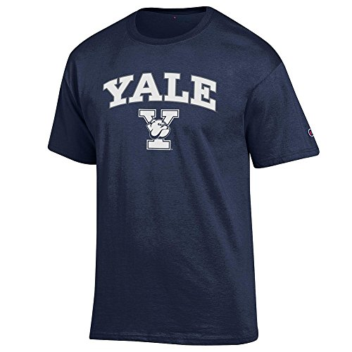 Elite Fan Shop Yale Bulldogs Tshirt Varsity Navy - for sale  Delivered anywhere in USA