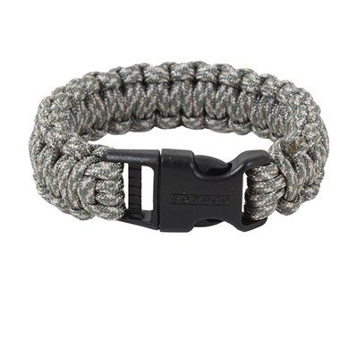 "Rothco Deluxe Paracord Bracelet - 9"" - Foliage Camo"