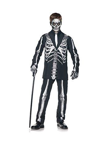Underwraps Little Boy's Skeleton Suit Costume by Underwraps
