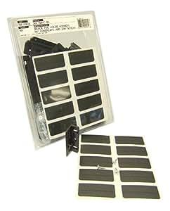FastCap Black Polycarbonate Kolbe Korner -50 Pack (Includes 250 Screws & 100 Kolbe Korner Fastcaps)