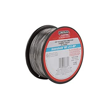 Lincoln Innershield NR-211 Flux-Cored Welding Wire 1lb Spool 0.035in ...