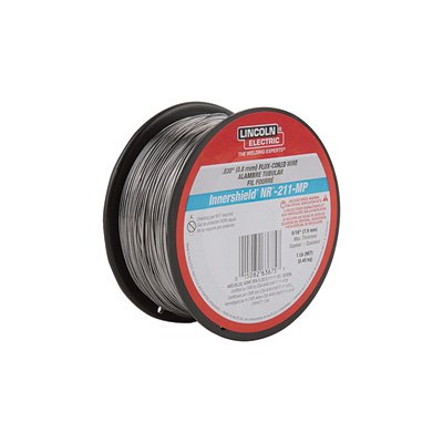 Lincoln Innershield NR-211 Flux-Cored Welding Wire 1lb Spool 0.035in Dia