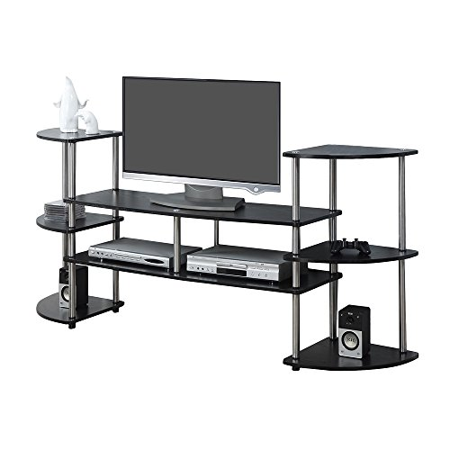 Convenience Concepts Designs2Go XL Multi Level TV Stand