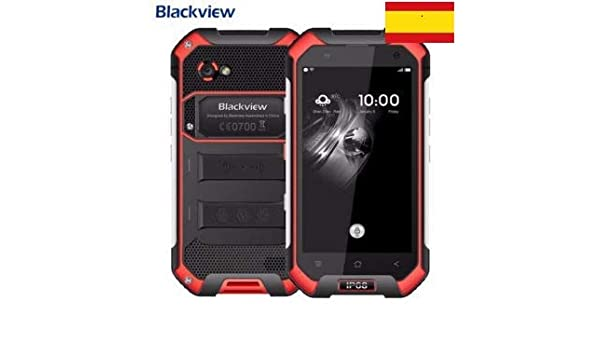Telefono Rugerizado,Blackview BV6000, IP68, Octa-Core 3GB RAM + ...