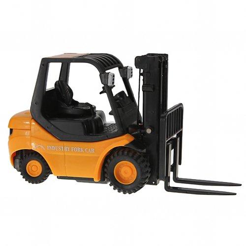 MaxSale Mini RC Toy Forklift Radio Remote Control Truck Car New