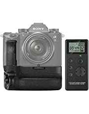 Neewer Vertical Battery Grip for Sony A9 A7III A7RIII Cameras, Replacement for Sony VG-C3EM, Only Works with NP-FZ100 Battery, 2.4 G Wireless Remote Control Included (Battery Not Included)