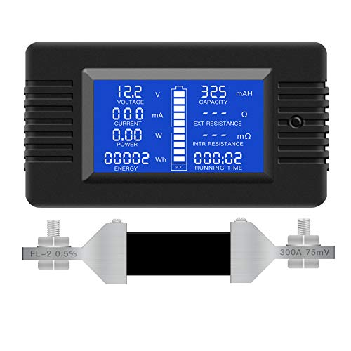 DC Multifunction Battery Monitor