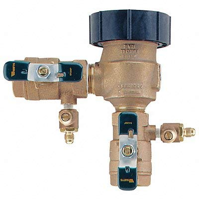 Watts Anti-Siphon Backflow Preventer Watts (Series 800 Audio Interconnect Cable)