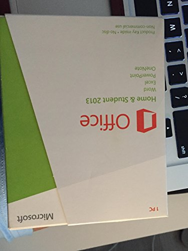 Microsoft Office Home Student KeyCard