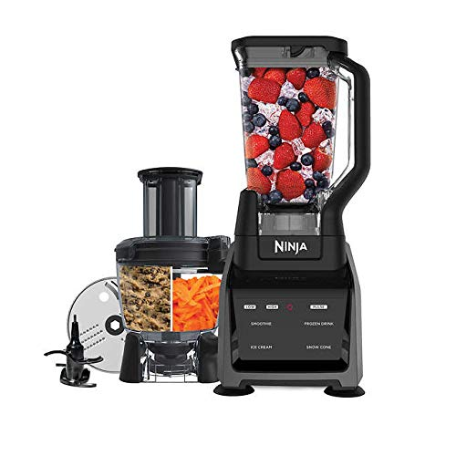 Ninja Intelli-Sense Touchscreen Blend & Prep System (CT680C02SS)