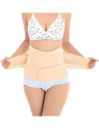 Women Postpartum Girdle Corset Recovery Belly Band Wrap Belt