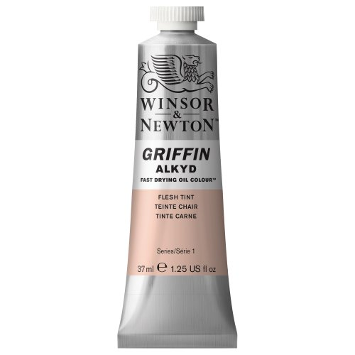 (Winsor & Newton Griffin Alkyd Fast Drying Oil Colour Paint, 37ml tube, Flesh Tint)
