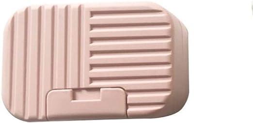 A&D Caja de jabón, jabonera de baño, jabonera de Acero Inoxidable ...