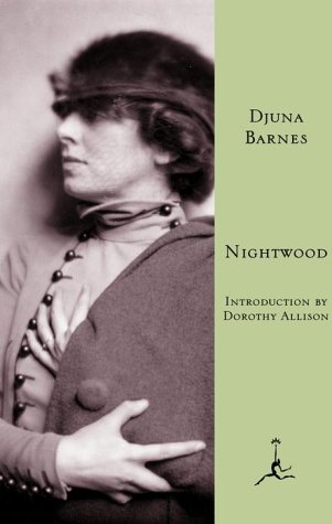 book cover of Nightwood