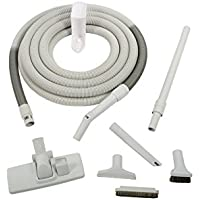Cen-Tec Systems 93367 Central Vacuum Attachment Kit with 35 ft Hose