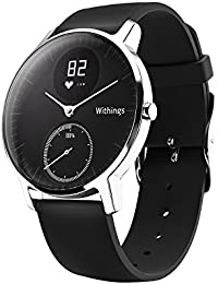 Withings Steel HR - Activity Tracking Watch with Heart...