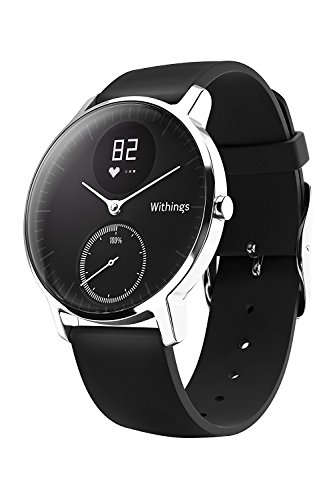 Withings Steel HR – Activity Tracking Watch with Heart Rate Monitoring