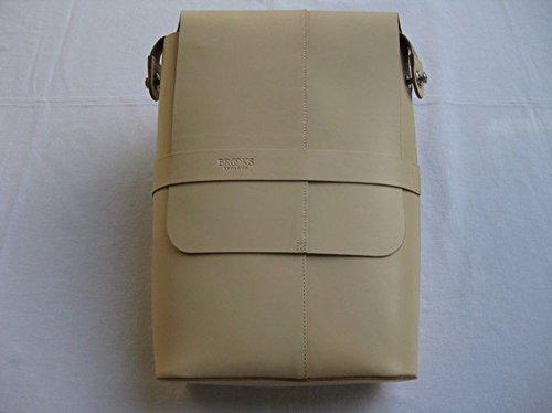 Schultertasche Brooks Soho Damen, naturfarben, 25x40x10 cm, 890g
