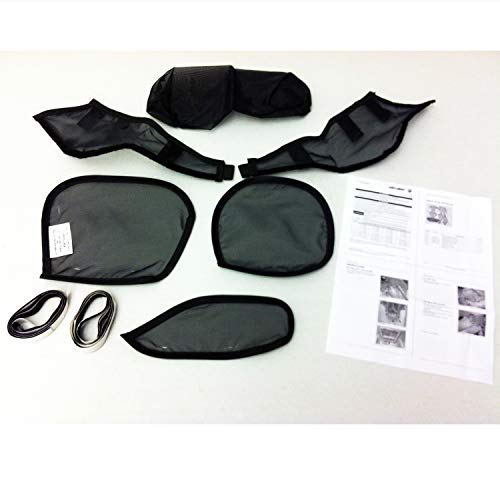 Ski-Doo New OEM Snow Pre-Filter Screen/Grill Cover Hood Intake Grille Vent RF (Pre Grill Filter)