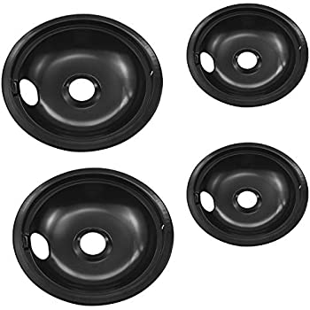 Amazon Com Bestong 4 Pack Gas Stove Burner Covers