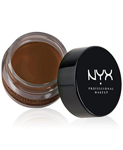 NYX Professional Makeup Concealer Jar, Espresso, 0.25 Ounce