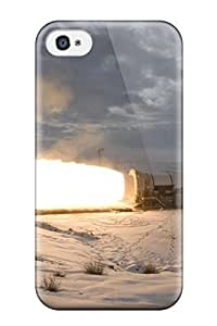 Premium Tpu Rocket Cover Skin For Iphone 4/4s