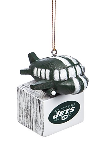Team Sports America 3OT3821MAS New York Jets Mascot (Mascot Jet)