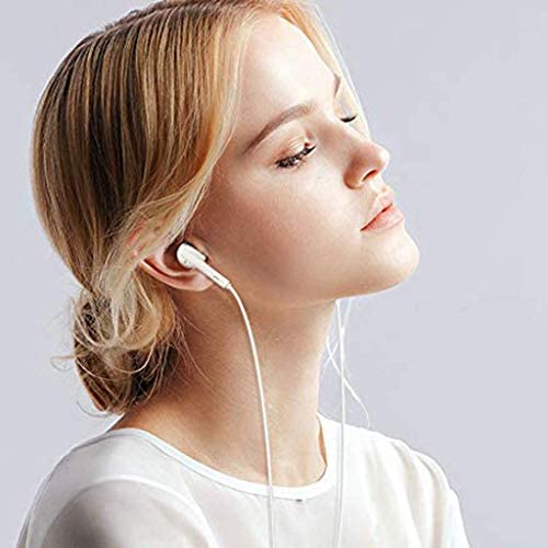 【2 Pack】 Headphones Ear Phones Ear Buds/Earphones, Noise Islating, High Definition, Fits All 3.5mm Interface Stereo for Samsung, iPhone,iPad, iPod and Mp3 Players 41NKaHPuBWL