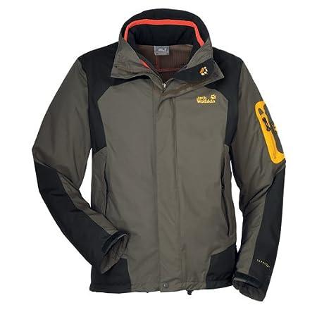 uk availability super cute san francisco Jack Wolfskin 14TH Peak Men - Alpinjacke, 005 XL: Amazon.de ...