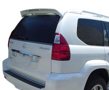 1E8 Spoiler for a Lexus GX470 Factory Style Spoiler 2003-2009-Ash Blue Metallic Paint Code
