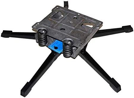4125 375 lb. Extreme User Weight. Adjustable 5 High Swivel Rocker with 3 Springs