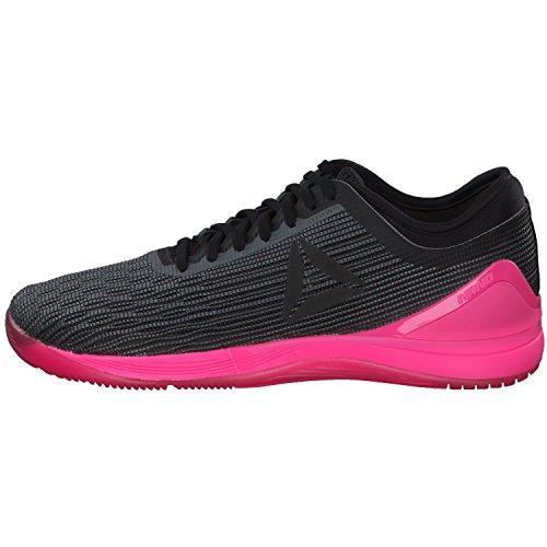 Reebok Damen R Crossfit Nano 8,0 Fitnessschuhe Legering / Zwart / Zonne-roze