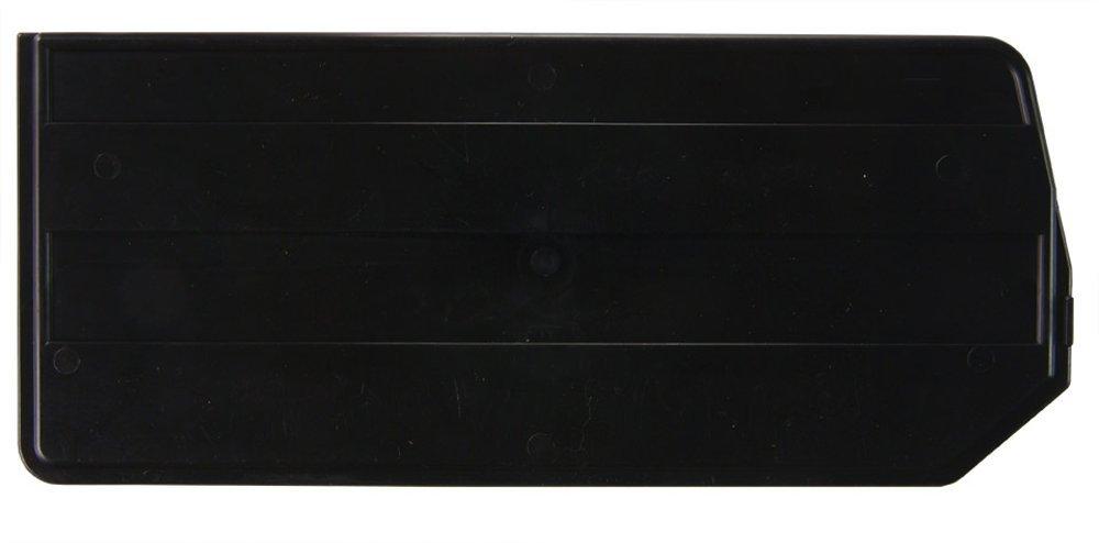 Quantum DUS255 Plastic Divider for QUS255, 15-Inch by 7-Inch, Black, Case of 6