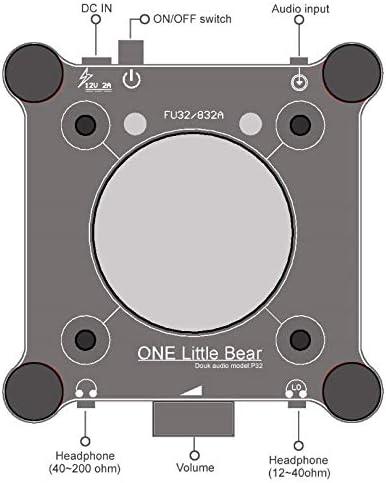Nobsound Mini FU32 Kopfhrer-Verstrker Hi-Fi Stereo Preamp ...