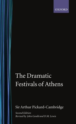 (The Dramatic Festivals of Athens)