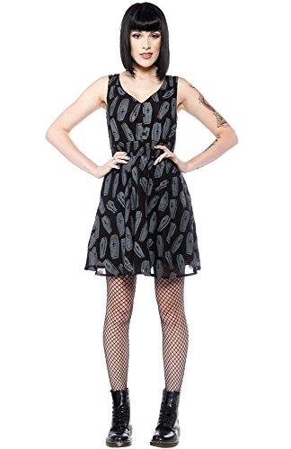 Sourpuss 6 Feet Under Dress XL -