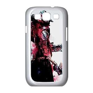 Bloodborne Samsung Galaxy S3 9 Cell Phone Case White present pp001_9582137