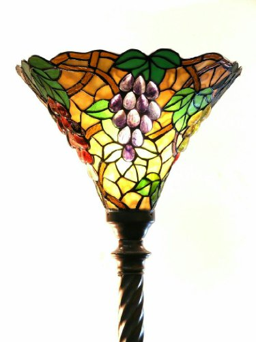 grape tiffany lamp - 3