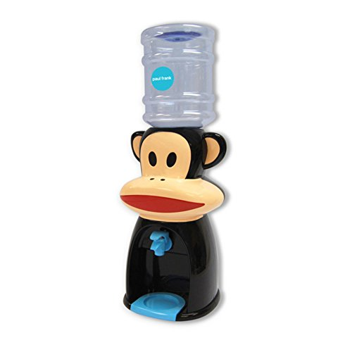 Paul Frank PF312 Water Dispenser 2 Liter Bottle Capacity W/Monkey Character Home & Garden