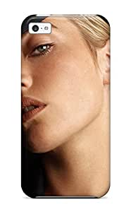 Hot Tpu Cover Case For Iphone/ 5c Case Cover Skin - Actress Celebrity wangjiang maoyi by lolosakes