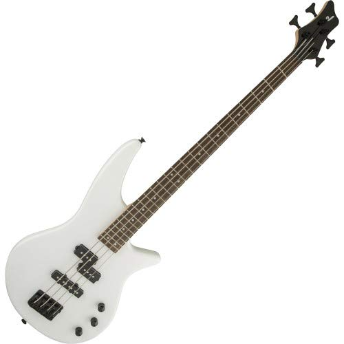 Jackson JS Series Spectra Bass JS2 - Snow White