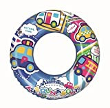 LICENSED NEW SANRIO THE Runabouts Inflatable swim Ring