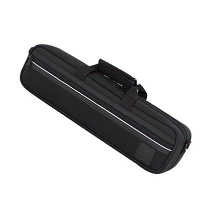 Ortola 9390 BMI - Estuche flauta travesera, color negro: Amazon.es: Instrumentos musicales