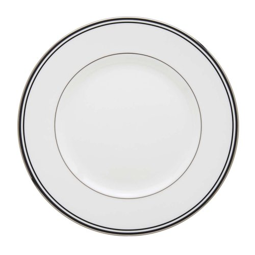Lenox Federal Platinum Dinner Plate, Black
